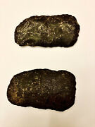 Indian Artifacts 2 Matching Ancient Comanche Stone Tomahawks Medicine Lodge