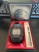Casio G-shock Special Model Dw-5000sp-1jr Menand039s Watch 20th Anniversary Fs