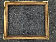 Antique Newcomb Macklin Hand Carved Arts And Crafts Frame Fits 25x30