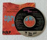 The Copper Mountain Spring Jam Compilation Cd - Various Artists Pulp Magazine