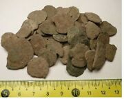 Lot Of 30 Cull Ancient Roman Coins Uncleaned And Gift Added Always .p207