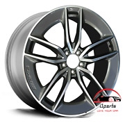 Mercedes Cls53 2019 2020 2021 20and039and039 Factory Original Wheel Rim Machined Charcoal