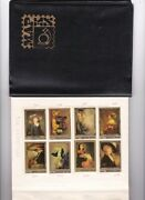 Russia Stamp Mini-album Space, Olympiad Games, Ships, Military, Wildlife, Art +