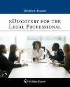 Ediscovery For The Legal Professional Aspen Paralegal - Paperback - Good