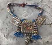 Brian Jones /the Rolling Stones/ Owned And Worn Antique Moroccan Necklace