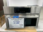 Bosch 800 Series Hmc87152uc 27 Inch Speed Oven With Convection