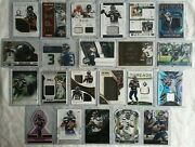 Russell Wilson Multi-year Relic Patch And 2013 Sp Lot