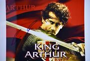 Clive Owen Signed 8x10 Photograph - From King Arthur / Gemini Man - Collectible