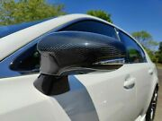 Lexus Gsf Replacement Carbon Fiber Mirror Covers Lhd