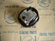 Honda C92 Nos Horn And Dimmer Switch Assembly