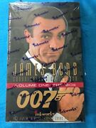 James Bond 007 Series 1 - The 60's Trading Cards Box - Factory Sealed - Inkworks