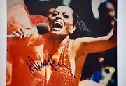 Diana Ross Signed 8x10 Photograph - Mahogany / Lady Sings The Blues Collectible