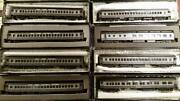 Set Ho Trains Athearn Dcc Digitrax And Spectrum Passengers Cars New-york Central