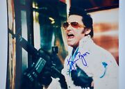 Kurt Russell Signed 8x10 Photograph 3000 Miles To Graceland / Crypto Collectible