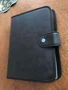 Vw Passat B5 1998 Owners Manual Book With Leather Case
