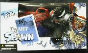 The Art Of Spawn Spawn Vs Cygor Statue Pvc New In Box