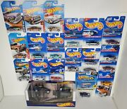 Collection Of 21 Hot Wheels 53 55 57 Chevy Bel Air Gasser Rr Black Hole Set 5pk