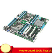 For Asus Z9pe-d16c/2l Motherboard Supports 128gb Ddr3 Lga2011 100 Test Work