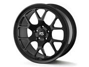 [set Of 4] Neuspeed Rse122 Rims Wheels 5x112 18x9 +45 Gloss Black