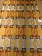 Two Clarence House Hommage A Cocteau 2yards Silk 2yards Velvet