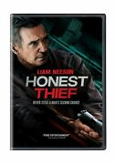 Honest Thief Liam Neeson Pg-13 Dvd Subtitled Action And Adventure Disc 1 New