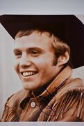 Jon Voight Signed 8x10 Photograph From Midnight Cowboy Collectible
