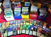 Mtg All Foils Collection - 2266 Value - 1801 Cards - Magic The Gathering