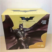 Batman Begins Figure In Flight Statue 4000 Limited Edition Of Production