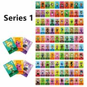 100pcs Animal Crossing Card Nfc For Amiibo Card Work Ns Games Switch 3ds Series