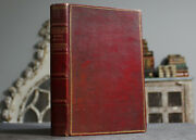 Rare Antique Old Book Ladies Wreath And Parlor Annual 1850 Illustrated Nature +++