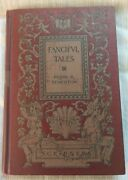 Fanciful Tales-frank R. Stockton-scrybnerand039s-antique Book 1900
