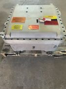 Adalet Xce-242410-n4 Explosion Proof / Fire Proof Enclosure Ss 30x30x13