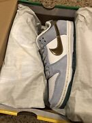Nike Sb Dunk Low X Sean Cliver Holiday Special Men's Size 9 In Hand Fast Ship