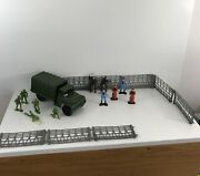 Vintage Apjac Planet Of The Apes Exploding Road Figures Lot 1967 Truck 60s Mpc