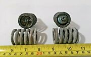 Vintage 1955 Evinrude 7518 Fleetwin 7.5 Upper And Lower Springs Parts Only