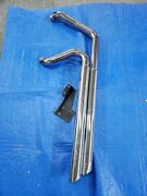 Harley Davidson Softail Screaming Eagle Exhaust Mufflers And Braked