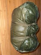 Dutch Netherlands Military Army Special Forces Hooded Sleeping Bag Layered Water