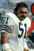 1972 Dick Butkus Chicago Bears Poster Si Sports Illustrated Like Photo