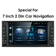 5x9.0 Android 7inch Car Radio Gps Dvd Player Bluetooth Mp5 Navigator Rear View