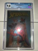 Marvel Action Spider-man 1 Cgc 9.8 Variant Cover D 1100 Comic Book