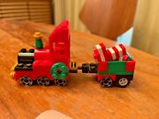 Lego 40034 Christmas Train 100 Complete With Instructions. Rare