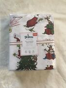 Pottery Barn And Max Cotton Queen Sheet Set Brand New And Sold Out