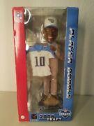 2006 Vince Young Tennessee Titans Nfl Draft Day Bobblehead 289/1008 Texas