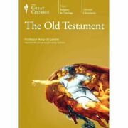 The Great Courses The Old Testament 4 Dvd Set And Course Guidebook