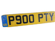 Private Number Plate Property / Joiner Maintainance / Tradesman/ Estate Agent