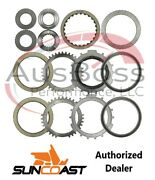 Suncoast Diesel Lb7 / Lly 5-speed Allison Category 0 Base Rebuild Kit Gm Duramax