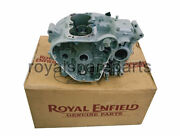 Royal Enfield Gt Continental 650 And Interceptor 650 Twins Crankcase Top And Bottom