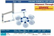 High Quality Led Operation Theater Light Intensity 180000 Lux-star 105