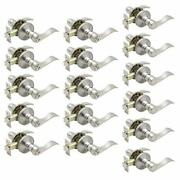 Probrico 10 Pack Privacy Door Levers And 6 Pack Passage Door Levers Bundle Sa...
