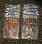 Dark Horse Comics Ghost In The Shell 1995 1-8 Complete Cgc Graded